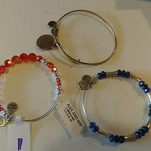 Alex&ani bracelets price is 4 all 3